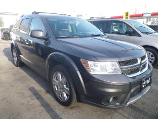 Used 2014 Dodge Journey R/T  7 pass awd for sale in Fort Erie, ON