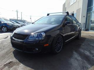 Used 2010 Volkswagen Jetta Wolfsburg****MODIFIÉ STAGE 2****SUSPENS for sale in St-Eustache, QC