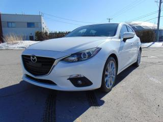 Used 2014 Mazda MAZDA3 GS-SKY SPORT*****AUTOMATIQUE****** for sale in St-Eustache, QC
