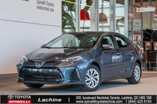 Used 2017 Toyota Corolla S for sale in Lachine, QC