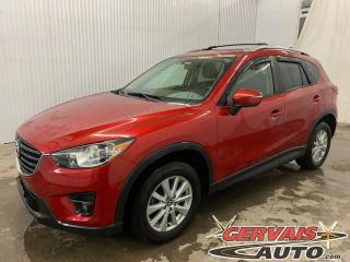 Used 2016 Mazda CX-5 GS 2.5 AWD Toit Ouvrant Caméra Bluetooth Mags *Traction intégrale* for sale in Trois-Rivières, QC