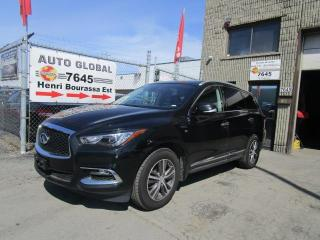 Used 2019 Infiniti QX60 PURE TI for sale in Montréal, QC