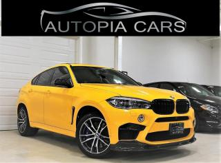 Used 2017 BMW X6 M AWD 4DR for sale in North York, ON