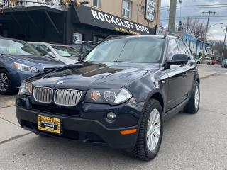 Used 2010 BMW X3 AWD 4dr 30i for sale in Scarborough, ON