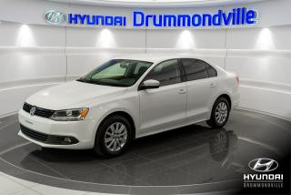 Used 2012 Volkswagen Jetta COMFORTLINE + GARANTIE + MAGS + A/C + CR for sale in Drummondville, QC