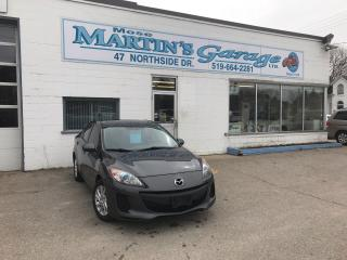 Used 2012 Mazda MAZDA3 GS-SKY for sale in St. Jacobs, ON