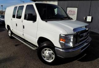 Used 2014 Ford Econoline **E-250,COMMERCIAL,BAS KILO,NAV,A/C** for sale in Longueuil, QC