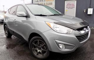 Used 2010 Hyundai Tucson ***LIMITED,AWD,CUIR,TOIT,MAGS*** for sale in Longueuil, QC