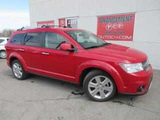 Used 2013 Dodge Journey R/T TOIT CUIR AWD V6 for sale in St-Jérôme, QC