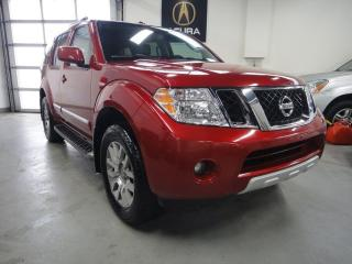 Used 2010 Nissan Pathfinder LE,ONE OWNER,7 PASS,NO ACCIDENT.LOW KM for sale in North York, ON