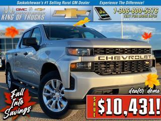 New 2020 Chevrolet Silverado 1500 Custom for sale in Rosetown, SK
