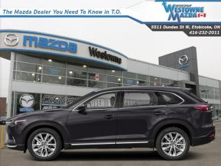 New 2020 Mazda CX-9 GT  -  Navigation -  Cooled Seats for sale in Toronto, ON