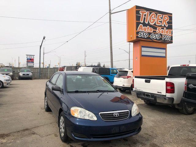 2007 Toyota Corolla CE**AUTO**ONLY 116KMS**CERTIFIED