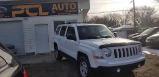 Used 2014 Jeep Patriot north for sale in Edmonton, AB