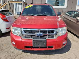 Used 2011 Ford Escape **XLT*4WD*Leather** for sale in Hamilton, ON