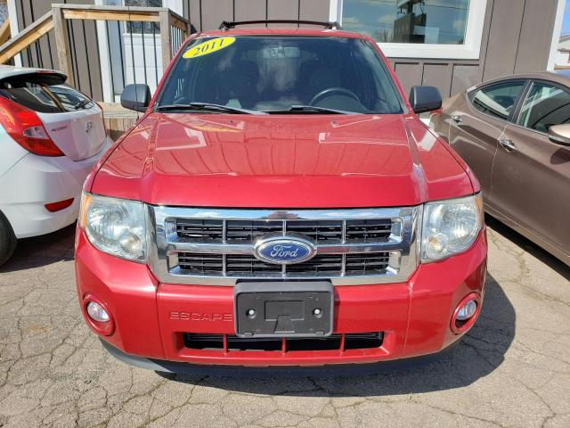 2011 Ford Escape **XLT*4WD*Leather**