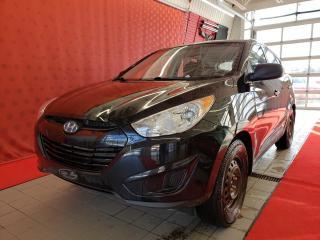 Used 2013 Hyundai Tucson *GL*AIR*SIÈGES CHAUFF*BLUETOOTH* for sale in Québec, QC