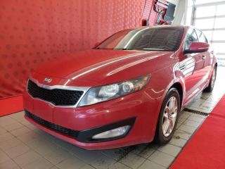 Used 2013 Kia Optima *LX+*AIR*CRUISE*BLUETOOTH* for sale in Québec, QC