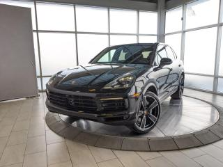 New 2020 Porsche Cayenne S 4dr AWD Sport Utility for sale in Edmonton, AB