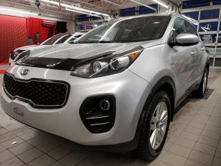 Used 2017 Kia Sportage *LX*CAMÉRA*AWD*AIR*CRUISE* for sale in Québec, QC
