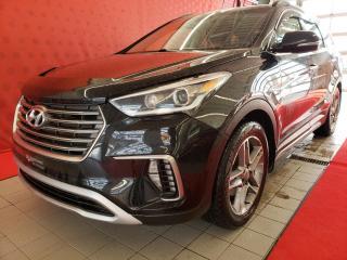 Used 2018 Hyundai Santa Fe XL *LIMITED*AWD*TOIT*CUIR*GPS* for sale in Québec, QC