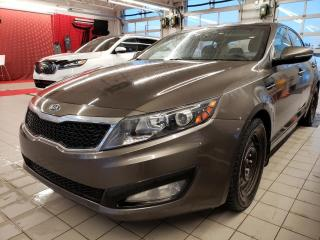 Used 2012 Kia Optima *LX*AIR*CRUISE*BLUETOOTH* for sale in Québec, QC