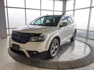 Used 2017 Dodge Journey Accident Free - Full Load! for sale in Edmonton, AB