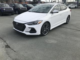 Used 2018 Hyundai Elantra Sport BM for sale in Sherbrooke, QC