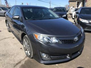 Used 2014 Toyota Camry SE for sale in Gloucester, ON