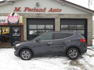 Used 2016 Hyundai Santa Fe Sport 2.4L 4 portes TA for sale in Sherbrooke, QC