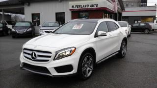 Used 2015 Mercedes-Benz GLA GLA 250 4 portes 4MATIC for sale in Sherbrooke, QC