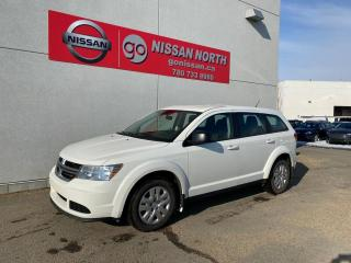 Used 2017 Dodge Journey Canada Value Pkg for sale in Edmonton, AB