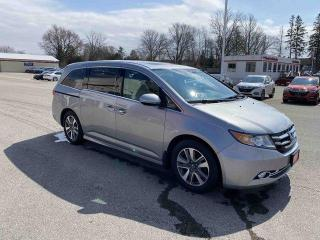 Used 2017 Honda Odyssey Touring 4dr FWD Passenger Van for sale in Brantford, ON