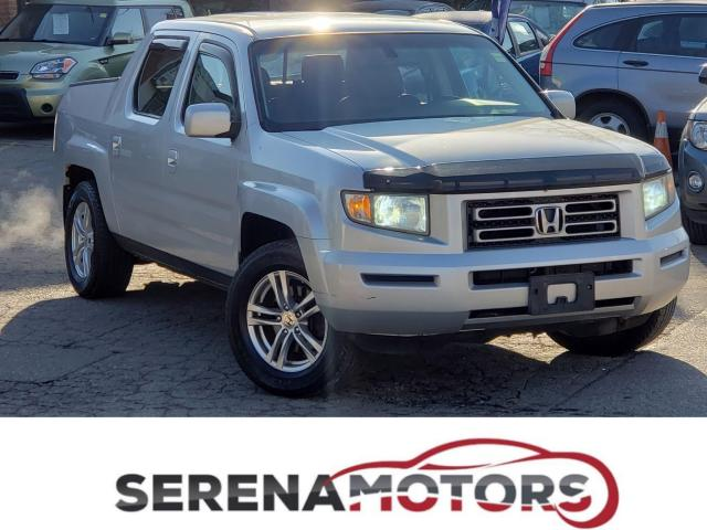 2006 Honda Ridgeline EX-L | 4WD | LEATHER | HTD SEATS | AS IS