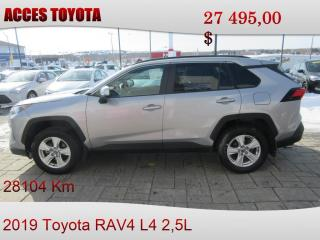 Used 2019 Toyota RAV4 AWD LE for sale in Rouyn-Noranda, QC