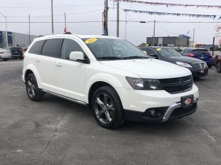 Used 2015 Dodge Journey CROSSROADS*AWD*7 PASS*BACKUP CAM* for sale in London, ON
