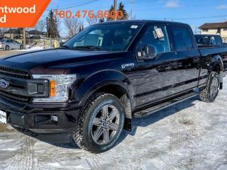 New 2020 Ford F-150 XLT 302A | 4X4 SuperCrew | 3.5 L Ecoboost | Sport Appearance PKG | Heated Seats | Rear Sliding Window | Pre-Collision Assist | Rear View Camera | Remote Keyless Entry | for sale in Edmonton, AB