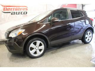 Used 2016 Buick Encore AWD for sale in Lévis, QC