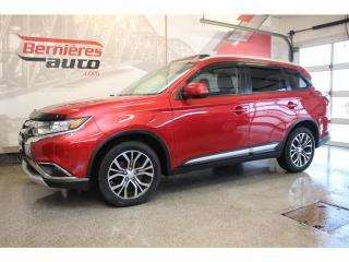 Used 2016 Mitsubishi Outlander SE AWC+ TOIT for sale in Lévis, QC