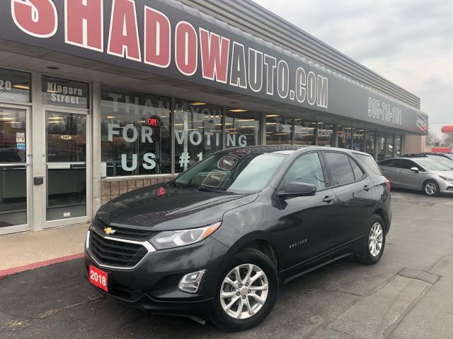 2018 Chevrolet Equinox BUPCAM-BTOOTH-HSEATS-REMOTE START