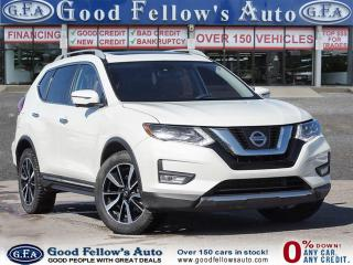 Used 2017 Nissan Rogue SL MODEL, LEATHER SEATS, PANORAMIC ROOF, NAVI, AWD for sale in Toronto, ON