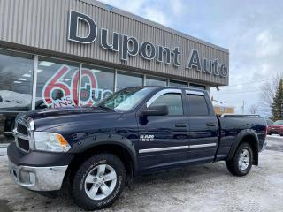 Used 2013 RAM 1500 Cabine quad 4RM, 140,5 po ST for sale in Alma, QC