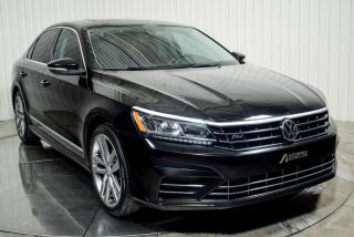 Used 2016 Volkswagen Passat HIGHLINE  R-LINE  CUIR TOIT MAGS for sale in St-Hubert, QC