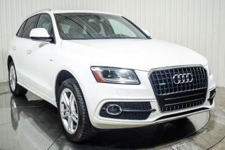 Used 2017 Audi Q5 PROGRESSIV QUATTRO TOIT PANO MAGS for sale in St-Hubert, QC