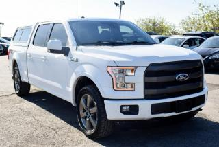 Used 2016 Ford F-150 LARIAT SPORT 502A V8 MAGS 20 POUCE TOIT for sale in St-Hubert, QC