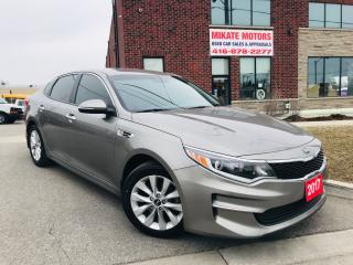 Used 2017 Kia Optima LX for sale in Rexdale, ON