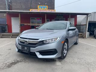 Used 2017 Honda Civic LX for sale in Scarborough, ON
