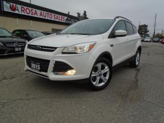 Used 2015 Ford Escape LOW KM NAVIGATION B-CAMERA BLUETOOTH  NO ACCIDENT for sale in Oakville, ON