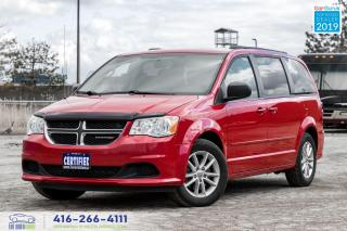 Used 2013 Dodge Grand Caravan SXT|Clean Carfax|Rear DVD|Backup Cam|Stow'N'Go for sale in Bolton, ON