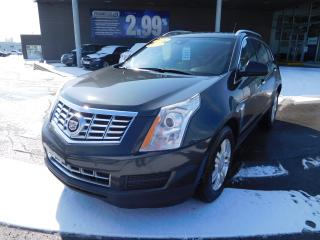 Used 2014 Cadillac SRX AWD,LUXURY,TOIT PANO,CUIR,CAMÉRA,NAVIGATION,BANC for sale in Mirabel, QC